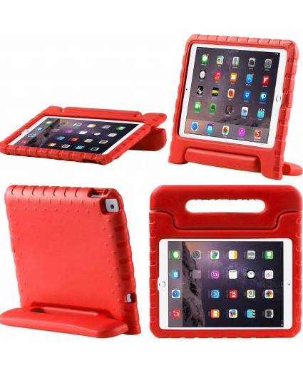 iPad mini 1,2 of 3 kids cover rood