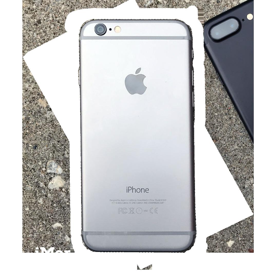 Iphone 7 Zilver
