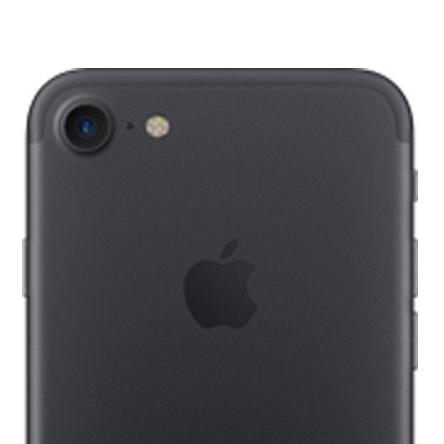 Iphone 7 zwart